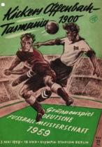 TeBe/BSV 92 vs 1860 München
